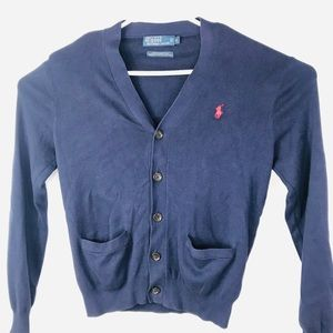 Polo Ralph Lauren Cardigan Sweater Men's Small